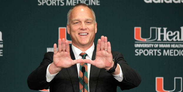 Mark Richt and his staff are looking to add depth to their defensive backfield. (AP Photo)