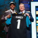 The Jacksonville Jaguars selected Florida State defensive back Jalen Ramsey with the No. 5 overall pick in the 2016 NFL Draft. (AP Photo)