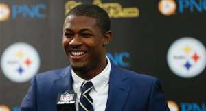 Miami cornerback Artie Burns was one of four ACC players taken in the first round of this year's NFL Draft. (AP Photo)