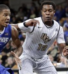 UCF guard Matt Williams (right) is no longer transferring to Wake Forest. (AP Photo)