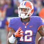 Clemson safety Korrin Wiggins will be back for the Tigers this fall. (AP Photo)