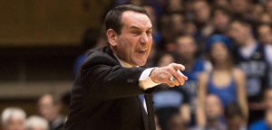Mike Krzyzewski and his staff are likely to sign a large 2017 recruiting class. (AP Photo)