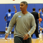 Darryl LaBarrie is joining Josh Pastner's staff at Georgia Tech. (Photo Credit: Georgia State Sports Communications/Mike Holmes)
