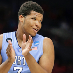 Kennedy Meeks will return to UNC for his senior season, the school announced Wednesday. (AP Photo)