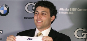 Josh Pastner is completing his staff hires at Georgia Tech. (AP Photo)