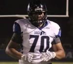 Class of 2017 offensive lineman Poutasi Poutasi committed to Louisville on Sunday. (Source: Twitter account @PPoutasi)