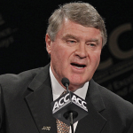 ACC commissioner John Swofford. (AP Photo)