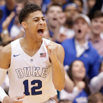 Miami is targeting Duke transfer Derryck Thornton. (AP Photo)