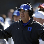 David Cutcliffe's staff has gained one linebacker commitment and lost another this week. (AP Photo)