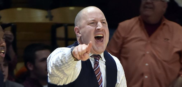 Buzz Williams and Virginia Tech will face Michigan in this year's ACC/Big Ten Challenge. (AP Photo)