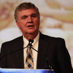Paul Johnson is entering his ninth season at Georgia Tech. (AP Photo)