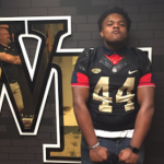 Zach Anderson committed to Wake Forest on Monday. (Source: Twitter account @NFLDreams44)