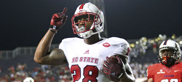 Jaylen Samuels led NC State with 16 touchdowns in 2015. (AP Photo).