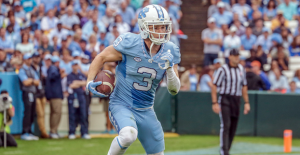 Ryan Switzer enters his senior season with seven career punt returns for touchdowns. (AP Photo)