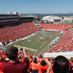 Virginia Tech will host Arizona in 2030. (AP Photo)
