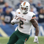 Joe Yearby rushed for 1,002 yards as a sophomore last season. (AP Photo)