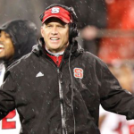 Dave Doeren guided NC State to a 7-6 finish last season. (AP Photo)