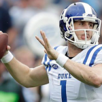 Will Thomas Sirk be ready for Duke's Sept. 3 opener? (AP Photo)