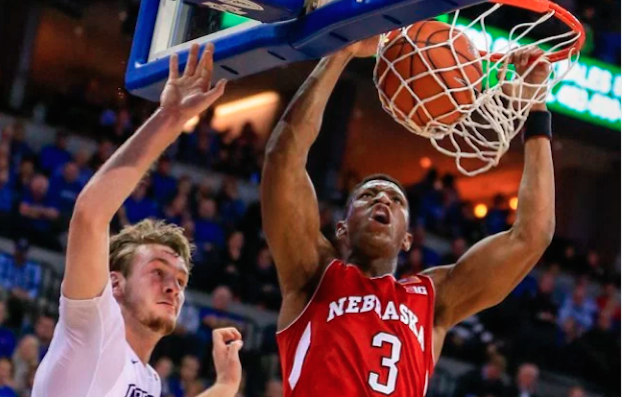 Andrew White III shot better than 41 percent on threes last season at Nebraska. (AP Photo).