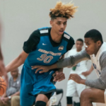 Brian Bowen is among the top 23 small forwards in the 2017 recruiting class. (Source: Twitter account @20tugs)