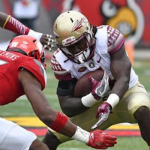 Senior safety Josh Harvey-Clemons recorded eight total tackles against Florida State. (AP Photo).