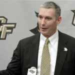 Todd Stansbury is taking over as Georgia Tech's next athletic director. (AP Photo)