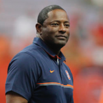Dino Babers and his staff secured a commitment from 2017 defensive end Jonathan Kingsley last week. (AP Photo)