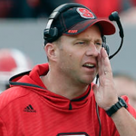 Dave Doeren and his staff flipped a Virginia commitment over the weekend. (AP Photo)