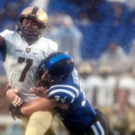 Duke defeated Army 13-6 on Oct. 8. (AP Photo)