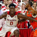 Abdul-Malik Abu averaged a career high 12.9 points per game in 2015-16. (AP Photo).