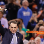 Mike Krzyzewski's Duke Blue Devils are the preseason favorites to win the ACC. (AP Photo)