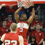 Andrew White III averaged 16.6 points during his junior season at Nebraska. (AP Photo).