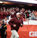 Virginia Tech runs out tunnel
