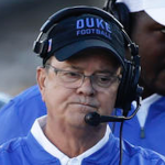 David Cutcliffe upset