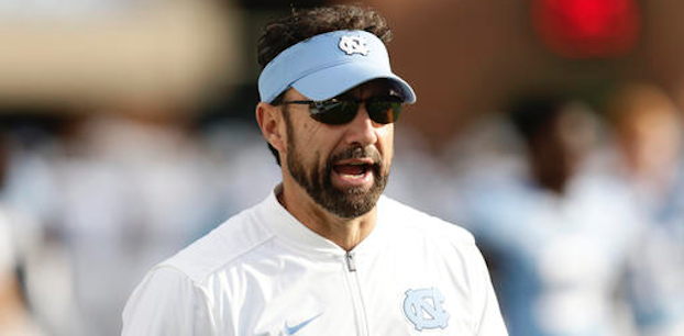 Larry Fedora opens mouth
