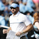 Larry Fedora will coach Jordyn Adams