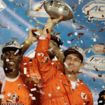 Clemson will be playing Ohio State in the Fiesta Bowl on New Year's Eve. (AP Photo)