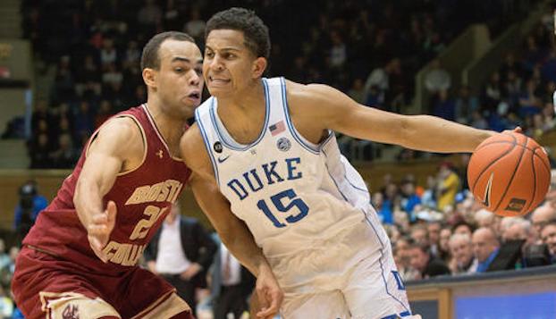 Duke guard Frank Jackson declares for draft, won't select agent