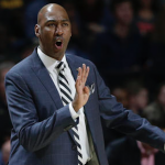 Danny Manning coaches