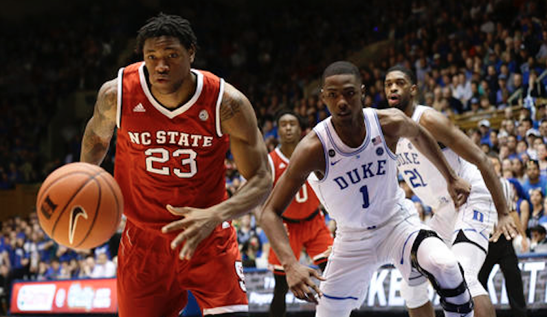 Louisville vs. North Carolina State - 1/29/17 College Basketball Pick, Odds, and Prediction