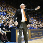 Jim Larranaga coaches
