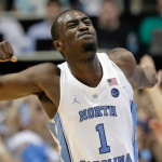 Theo Pinson goes wild