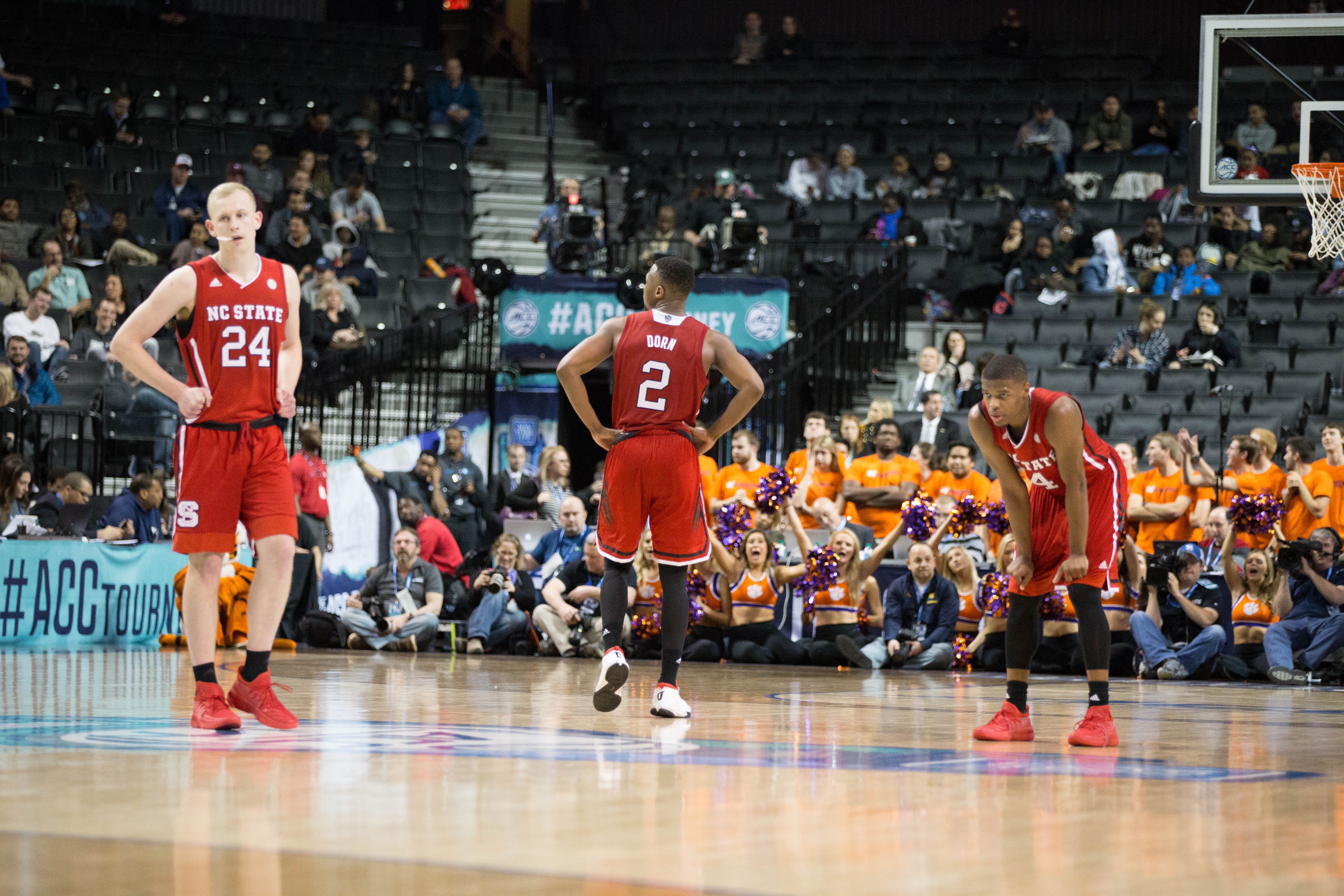 Gottfried breaks down NC State job: ACC Tournament Tuesday notebook - ACCSports.com