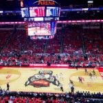NC State Wolfpack coaching search PNC Arena
