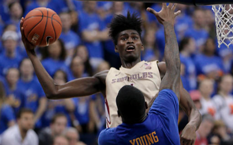 No. 15 Florida State earns second seed in ACC Tournament