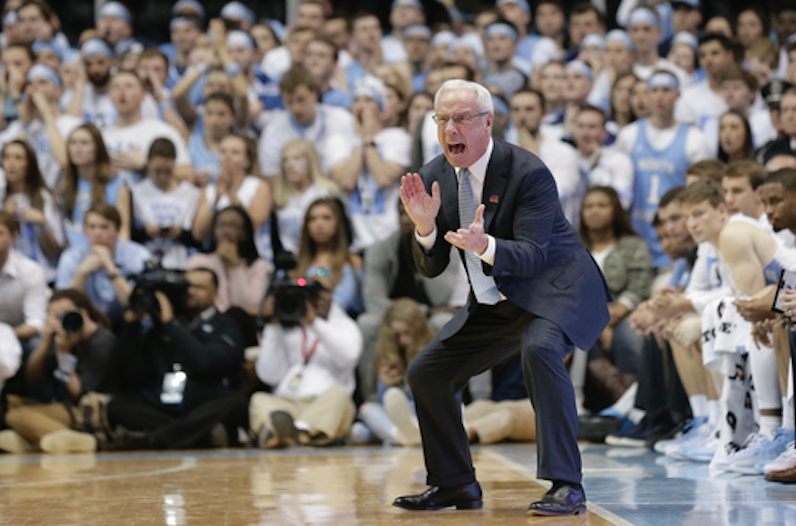 Roy Williams squats