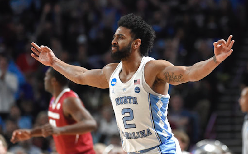 Angell Joel Berry Is Unc S Tone Setter Audio