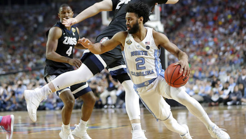 UNC's Berry, Pinson join Bradley in testing NBA draft waters