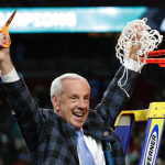 Roy Williams cuts the net