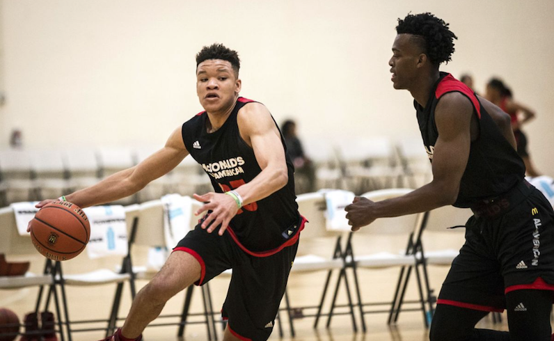 Uk Basketball: Report: Kevin Knox Sets Decision Date